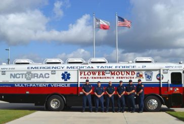 FMFD AMBUS to participate in emergency exercise in Lewisville on Friday