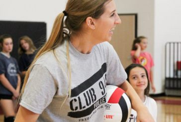 New volleyball club stresses unity and teamwork