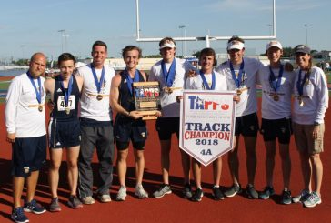 No track, no problem for state champs