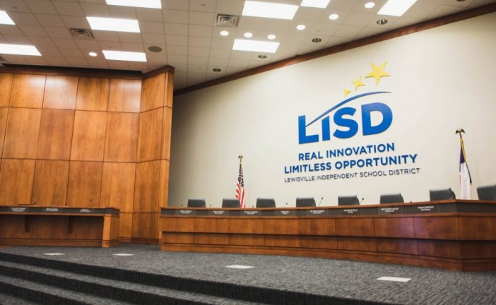 Lewisville ISD approves $37.1 million on capital projects
