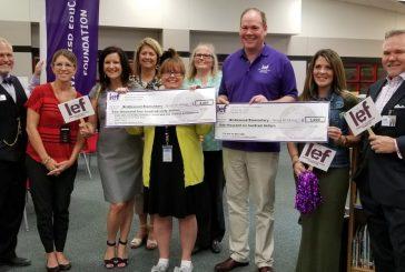Foundation awards more than $92K to LISD teachers