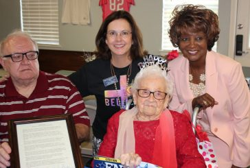 Weir: A Birthday Party for Flower Mound's Oldest Resident
