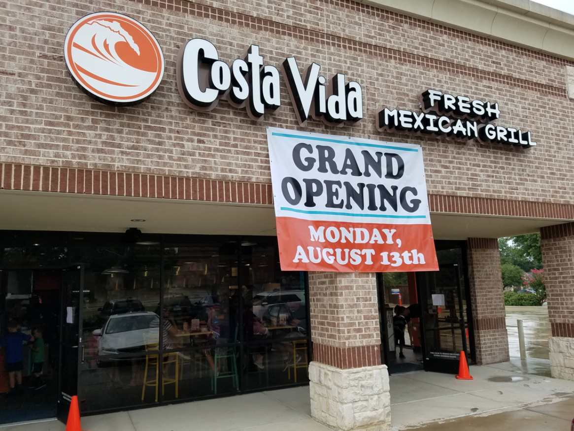 Two New Restaurants Opened Last Month In Flower Mound