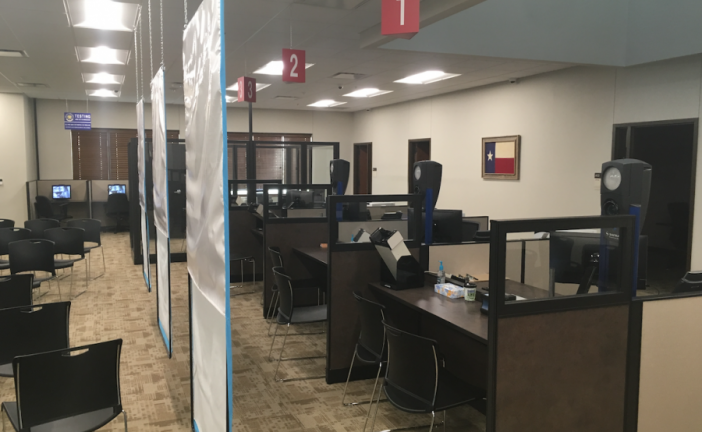 Driver license offices to begin phased reopening