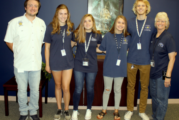 FMHS students named Academic All-Americans for USA Water Polo