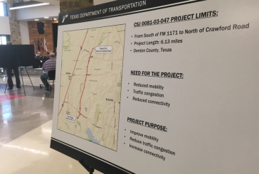 County commissioners approve almost $1 million to TxDOT for Hwy 377 project
