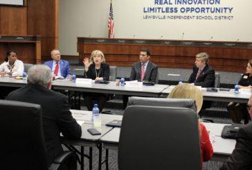 LISD gets personal with legislators, delivers priorities
