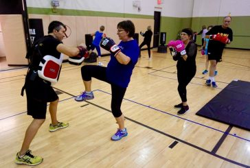 Robson Ranch residents get their kicks during Active Aging Week
