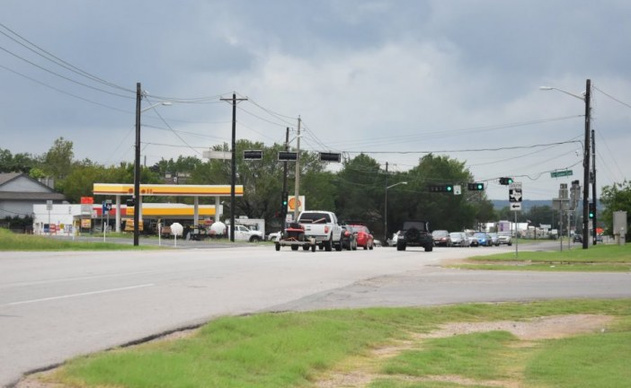 Traffic lane shifts being made on I-35E and Hwy 377 in south Denton