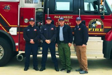 Flower Mound sends firefighters to California