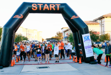 Lakeside hosts 5K benefiting Ally's Wish