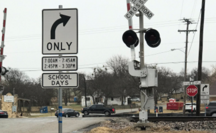 Argyle updates timeframes for 'right turn only' sign at Old Justin Road
