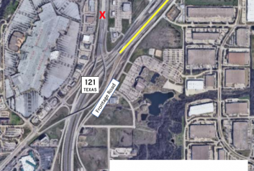 Full closures of northbound FM 2499 scheduled over the next couple weeks