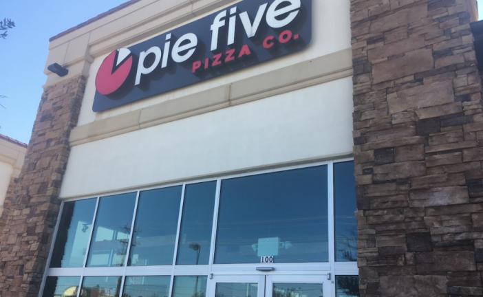 Pie Five pizzeria closes in Flower Mound