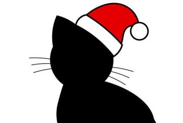 C. Stroup: 'Twas the Night Before Christmas (by the Cat)