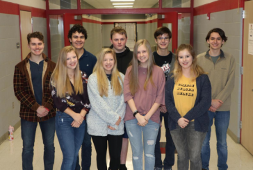 10 Argyle High School Band members selected to All-State Band