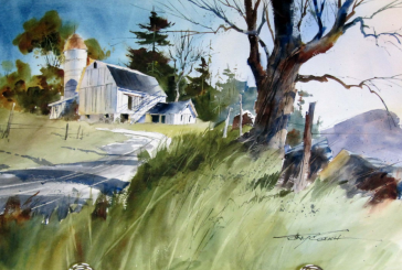 Artist Tony Couch to teach painting workshop in Flower Mound