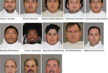 13 arrested in Denton County online solicitation sting involving minors