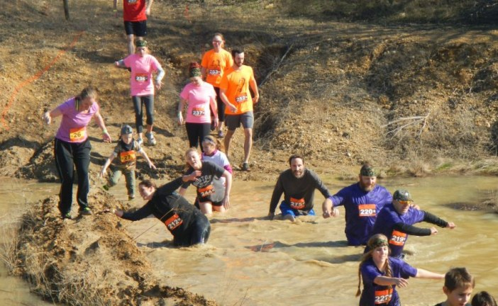 Local Mud Run to benefit Sadie Keller Foundation