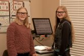 Sisters set sights on vision-enhancing glasses