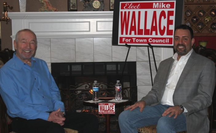 Weir: Mike Wallace running for Flower Mound Council