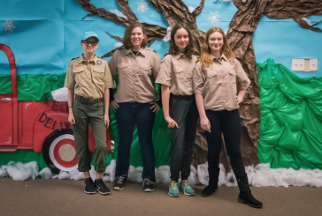 Female Scouts BSA troops form locally