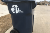 Denton to start tagging recycling carts containing non-recyclable items