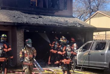 FMFD extinguishes fire that started in vehicle, spread to house