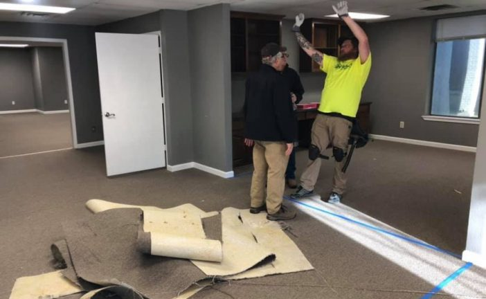 Volunteers needed this weekend to paint veterans treatment facility