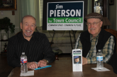 Weir: Jim Pierson running for Flower Mound Town Council