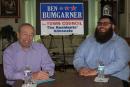 Weir: Ben Bumgarner running for Flower Mound Town Council
