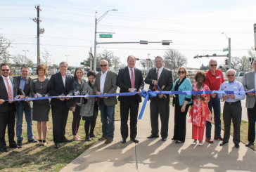 Denton County celebrates completion of FM 2499 project