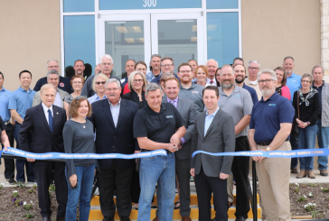 Northlake cuts the ribbon on new Town Hall