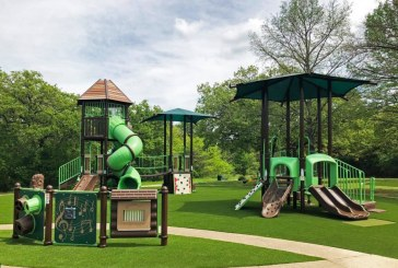 Flower Mound reopens playgrounds