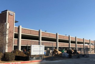 Flower Mound addresses questions about parking garage filling up