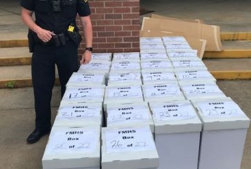 Flower Mound collects over 1,500 pounds of prescriptions
