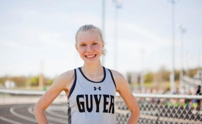 Guyer runner defies career-ending injury