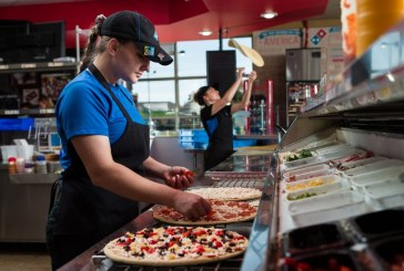 Local Domino's donating hundreds of pizzas