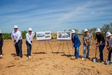 Lantana breaks ground on community center