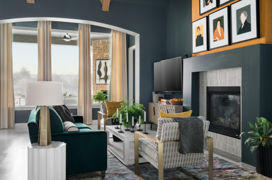The Hgtv Smart Home Great Room