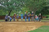 Flower Mound breaks ground on library expansion