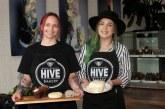 Retro vibe inspires baker