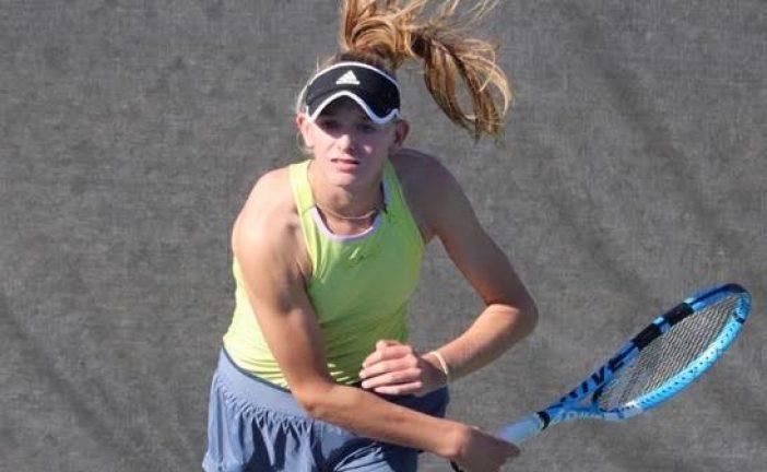 Flower Mound teen qualifies for Team USA National Junior Tennis Team