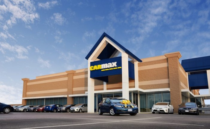 CarMax to open first store in Denton County