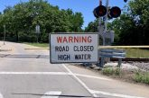 Old Alton Road closed due to flooding
