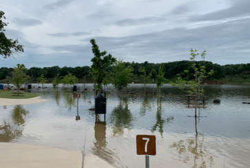 Reservations suspended for Twin Coves Park due to flooding