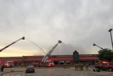 Thrift World a 'total loss' after 4-alarm fire Wednesday morning