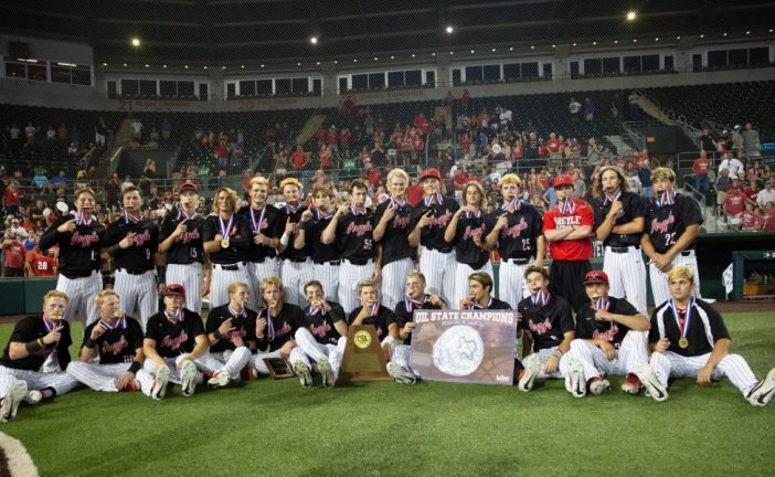 Argyle is home of hardball champions, again