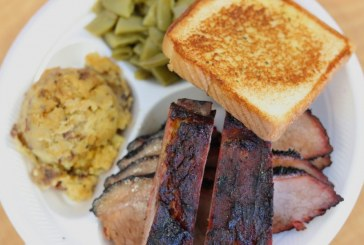 Foodie Friday: Chasin' Tail BBQ