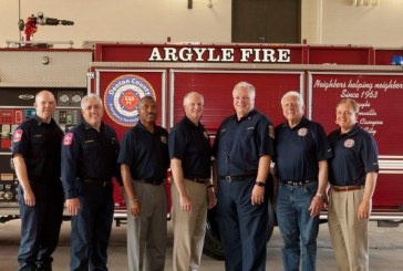 Northlake side of Canyon Falls to be serviced by Argyle FD